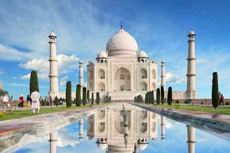 North India - Ten nights in northen India with flights, transfers, hotel and more - Save 0%