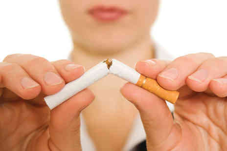 Crown Holistic Therapies - One hour stop smoking hypnotherapy session - Save 72%