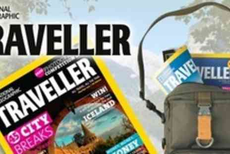 National Geographic Traveller - Eight Issues of National Geographic Traveller Magazine - Save 61%