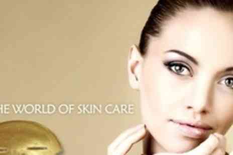 World of Skin Care - Collagen Gold Face Masks Ten - Save 88%