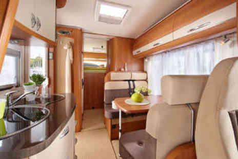 Isle of Wight Motor Homes - Luxury Motorhome Holiday for Up to Six - Save 50%