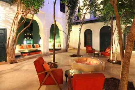 Riad Dar Sara - One to Nine or Fourteen Nights stay For Two With Breakfast and Dinner   - Save 0%