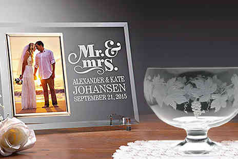 Midas touch crafts - Glass Engraving Workshop for One - Save 0%