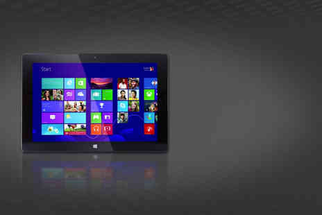 "Fusion 5 Tablets - 10"" quad core 32GB Windows tablet - Save 72%"