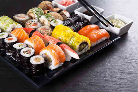 Sushi Cafe - All you can eat sushi buffet for one   - Save 0%