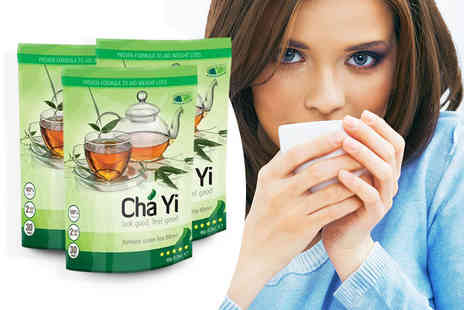 Cha Yi Tea - 30 bags of weight management green tea - Save 52%