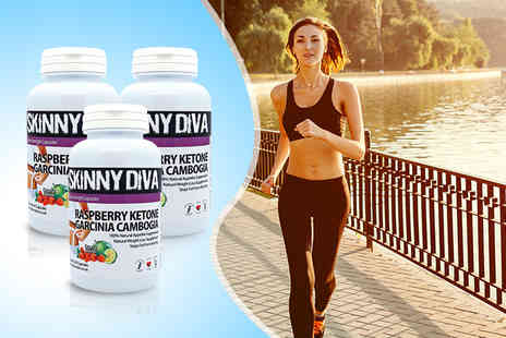 The Protein Lab - Three month supply of raspberry ketone and garcinia cambogia capsules - Save 81%