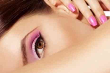 ANP Cosmetic Aesthetics - Jessica GELeration Manicure with Spa Pedicure, Tea and Cupcake - Save 64%
