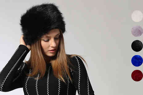 Richardson Group - Ladies Faux Fur Hat - Save 60%