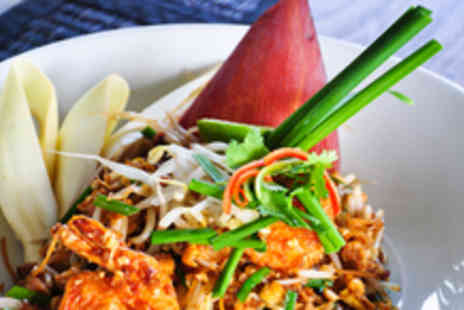 Cafe De Thai - 4 Course Thai banquet - Save 62%
