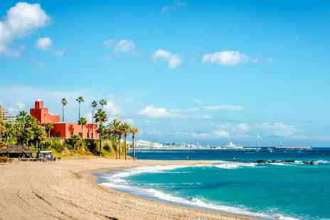 Best Siroco Malaga - Seven or Ten nights in Benalmádena with return flights, half board and more! - Save 0%