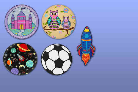The Rug Shop - Childrens rug  choose from 10 fun designs - Save 71%