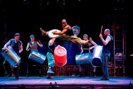 OMGhotels - Overnight London stay with best available tickets to see Stomp on the West End - Save 0%