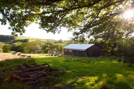 Feather Down Farms - Three or Four Night Glamping For Six  - Save 26%