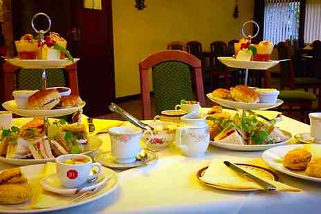 St Marys Country Hotel  -  Afternoon Tea for Two - Save 32%