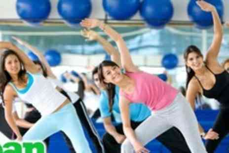 Lean Fitness Studio - Ten 45 minute Lean Body Burn exercise classes - Save 80%