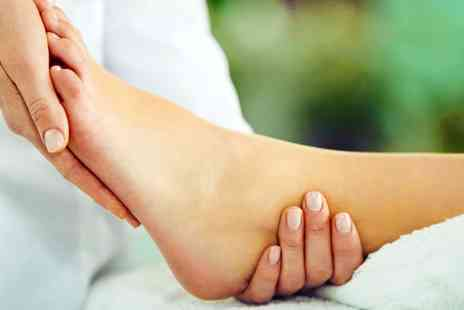 Kathryn Ryan Therapies - One Hour Foot Reflexology Session with a 15 Minute Consultation  - Save 50%