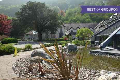 The Wild Pheasant Hotel - Two Nights stay For Two With Breakfast, Dinner and Spa Access  - Save 0%