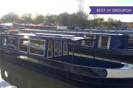 Sally Narrowboats - Three Night Weekend or Four Night Weekday Narrowboat Hire For Four - Save 42%