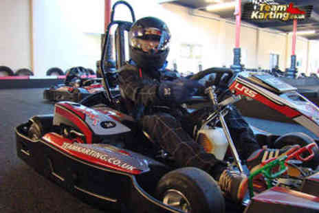 Teamkarting - Go Karting Session - Save 53%