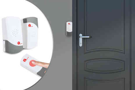 1byone - Wireless doorbell kit - Save 63%