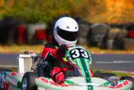 Teamworks Karting - Arrive and Drive Karting Experience - Save 67%