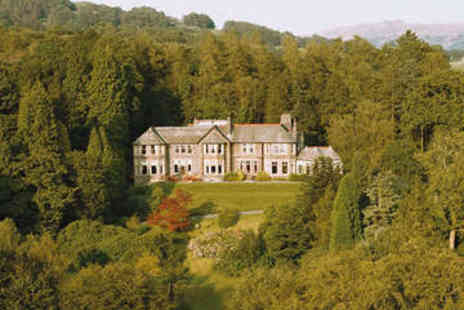 Merewood Country House Hotel - One or Two Nights stay in a house double or twin room include a full English breakfast daily and cream tea with a glass of Prosecco - Save 49%