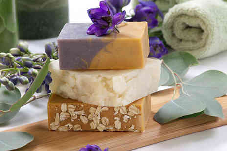 Midas touch crafts - Three Hour Soap Making Workshop for One - Save 74%