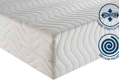 Serenity - Premium Quilted Mattress - Save 28%