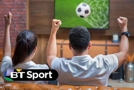 Digital Window - Get half price BT Sport HD on Sky for three months  - Save 0%