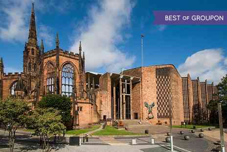 Coventry Cathedral -  Entry to Coventry Cathedral for Two  - Save 50%