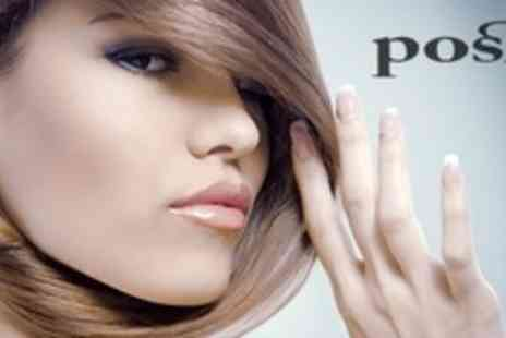 Posh Hair - Cut and Finish With Conditioning Treatment - Save 67%