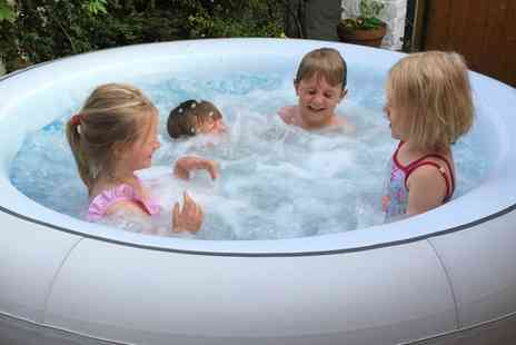 Hot Tub Tuesdays - Weekend Hot Tub Hire for Up to Eight with Free Delivery  - Save 50%