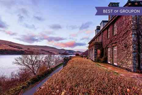 Haweswater Hotel - One to Three Nights stay For Two With Breakfast and Bike Hire   - Save 58%