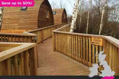 National Diving and Activity Centre - Overnight stay Glamping in the Forest of Dean - Save 50%
