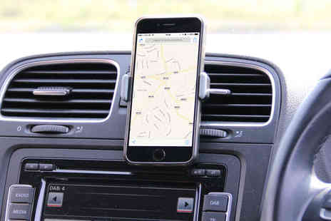 Bibi International - 360 Degree In Car Air Vent Mount And Stand for Smartphones - Save 40%