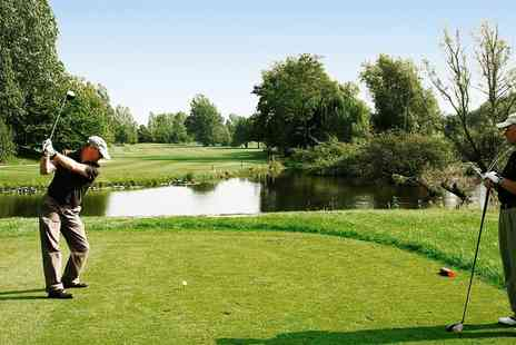 Hallmark Cambridge Hotel  - 18 holes of golf for two - Save 0%