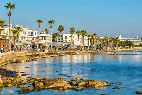 Jetline Travel - Three night all inclusive Cyprus escape with flights - Save 27%