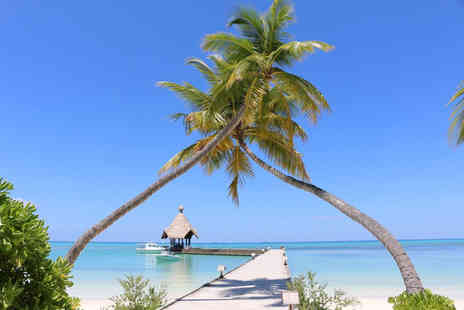 THG Holidays - Seven night 4 Star Maldives break with return flights and transfers over the equator - Save 24%