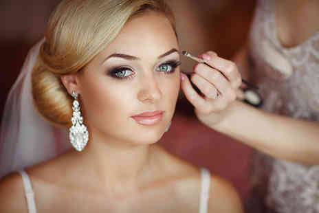 Spotlight Salon and Academy - Certificated five day European and Asian bridal makeup course - Save 83%