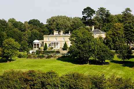 Ponsbourne Park De Vere Venues - One Night stay For Two With Breakfat  Or One or Two  Nights Plus Dinner and Wine  - Save 0%