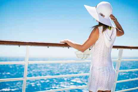 Book in Style - Seven Night stay Voyage With Full Board and Flights - Save 0%