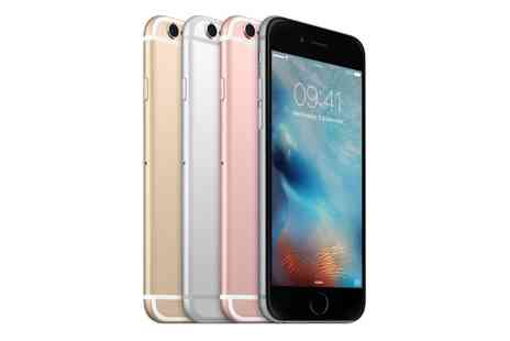 Mobile Phones Direct - Apple iPhone 6S 64GB on a 24Month Vodafone Contract Unlimited Minutes, Texts+10GB Data With Free Delivery - Save 0%