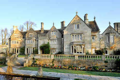 Woolley Grange Hotel - Overnight in Wiltshire Village Stay plus Dinner - Save 0%