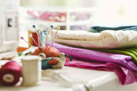 The Stitching Boutique - Three Hour Sewing Workshop - Save 0%