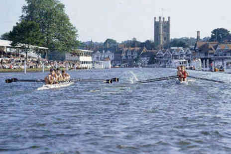 The Maidenhead Steam Navigation Company - Henley Regatta Hospitality Package - Save 33%