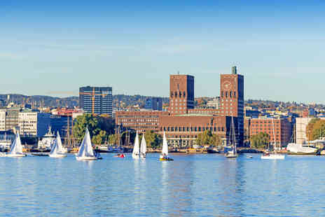 Jetline Holidays - Two or Three night Oslo Break with Flights - Save 47%