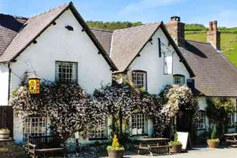 The West Arms - Overnight in  Historic Inn Stay with Dinner - Save 42%