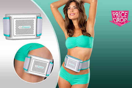 Home Shopping Mall -  SlimFreezer at home  body sculpting system belt - Save 60%