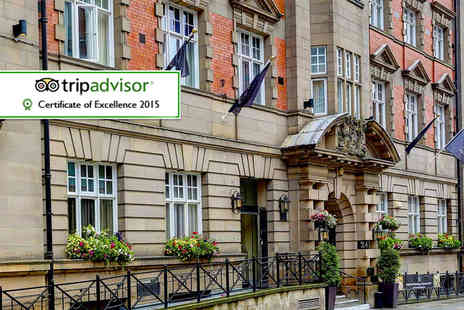 The Richmond - Two night  4 star spa break for two including dinner, breakfast and spa access - Save 49%